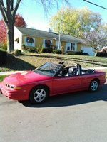 Picture of 1993 Oldsmobile Cutlass Supreme 2 Dr STD Convertible, exterior