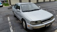 1995 Infiniti G20 4 Dr STD Sedan, All Components & Car runs excellent  considered with car age., exterior