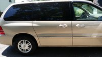 2007 Mercury Monterey Overview