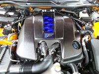 Picture of 2015 Lexus RC F F RWD, engine, gallery_worthy