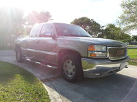 Picture of 2002 GMC Sierra 1500 SLT Extended Cab SB, exterior