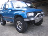 Picture of 1990 Geo Tracker 2 Dr LSi 4WD Convertible, exterior