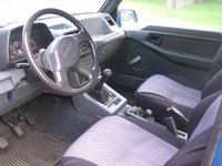 Picture of 1990 Geo Tracker 2 Dr LSi 4WD Convertible, interior