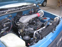 Picture of 1990 Geo Tracker 2 Dr LSi 4WD Convertible, engine