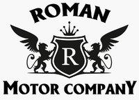 Roman Motor Company (Closed) logo