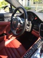 Picture of 2015 Porsche Panamera GTS, interior