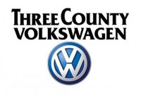 Three County Volkswagen logo