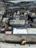 Picture of 1994 Ford Taurus LX, engine