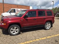 Picture of 2012 Jeep Patriot Sport 4WD, exterior, gallery_worthy