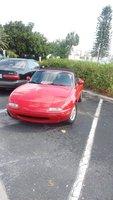 1989 Mazda Protege Overview