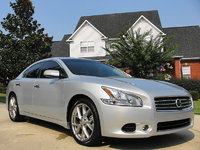 Picture of 2010 Nissan Maxima, exterior, gallery_worthy