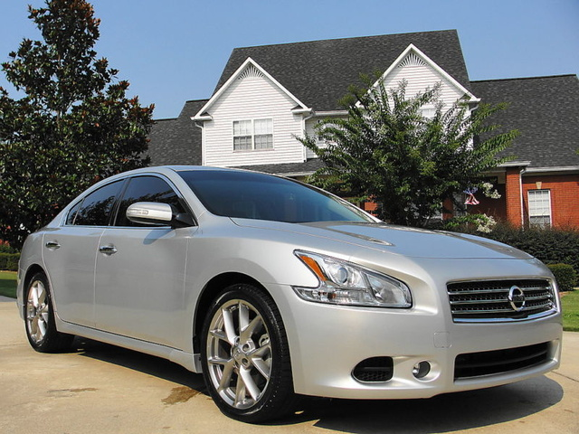 Picture of 2010 Nissan Maxima