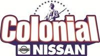 Colonial Nissan logo