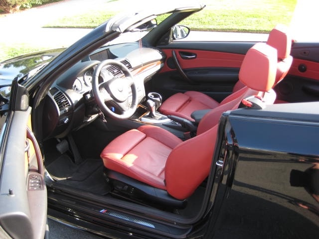 Picture of 2012 BMW 1 Series 135i Convertible RWD, interior, gallery_worthy