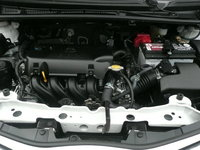 Picture of 2015 Toyota Yaris LE, engine, gallery_worthy