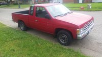 Picture of 1990 Nissan Truck STD Extended Cab SB, exterior, gallery_worthy