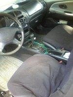 Picture of 1997 Mitsubishi Mirage DE Coupe, interior