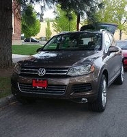 Picture of 2013 Volkswagen Touareg TDI Executive, exterior