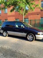 Picture of 2000 Mercury Villager 4 Dr Sport Passenger Van, exterior
