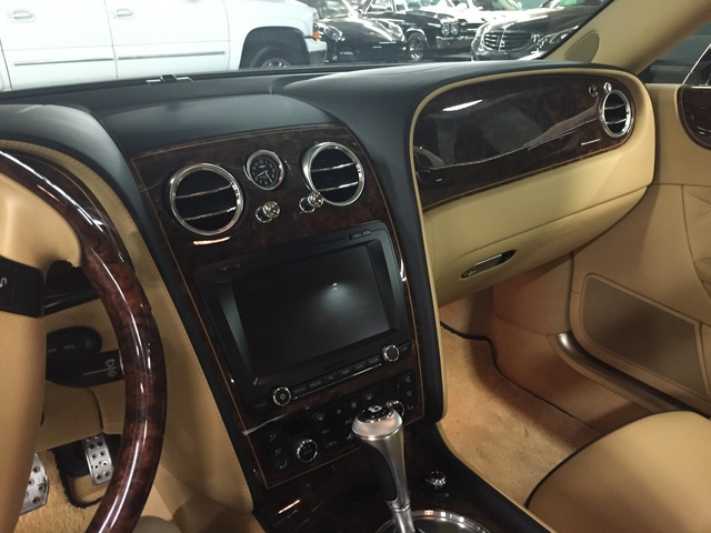 2012 Bentley Continental Flying Spur Interior Pictures Cargurus