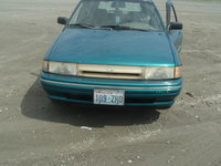Picture of 1993 Mercury Tracer 4 Dr STD Wagon, exterior
