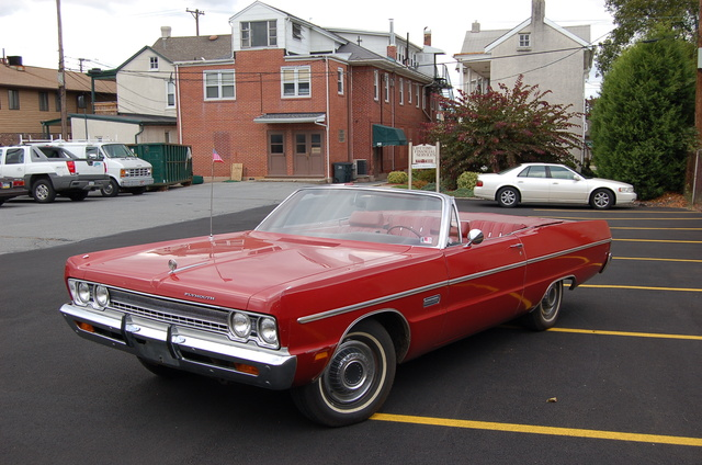 Picture of 1969 Plymouth Fury