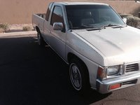 Picture of 1990 Nissan King Cab 2 Dr STD Extended Cab SB, exterior, gallery_worthy