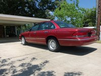 Picture of 1997 Ford Crown Victoria 4 Dr LX Sedan, exterior, gallery_worthy