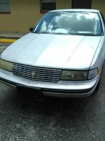 Picture of 1990 Chevrolet Lumina 4 Dr STD Sedan
