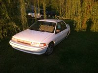 Picture of 1995 Mercury Tracer 4 Dr LTS Sedan, exterior
