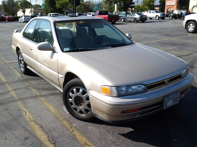 Picture of 1993 Honda Accord SE Coupe, exterior