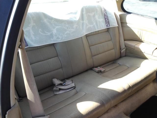 Picture of 1993 Honda Accord SE Coupe, interior