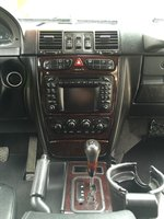 Picture of 2003 Mercedes-Benz G-Class G500, interior