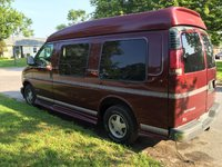 2000 Chevrolet Express Overview