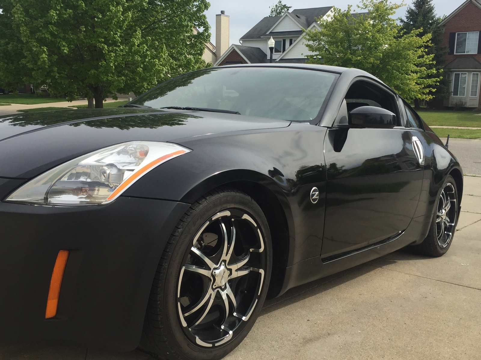 nissan 350z questions - i have a 2004 nissan 350z it's an