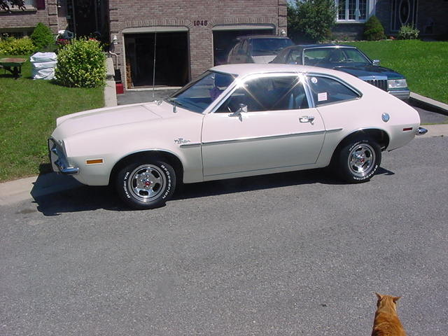 Picture of 1971 Ford Pinto