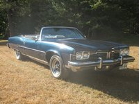 1973 Pontiac Grand Ville Overview
