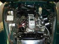 Picture of 1973 MG MGB, engine