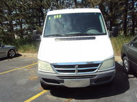2004 Dodge Sprinter Cargo Overview