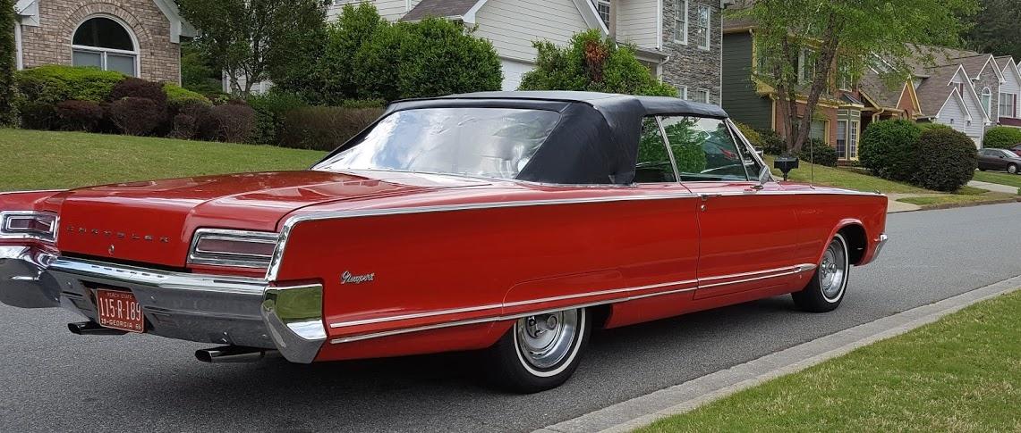 New 300 Chrysler 2016 >> 1966 Chrysler Newport - Overview - CarGurus