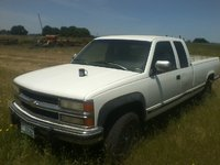 Picture of 1994 Chevrolet C/K 2500 Cheyenne Extended Cab SB 4WD, exterior, gallery_worthy