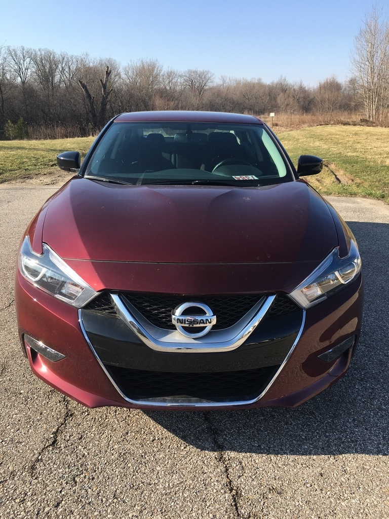 Picture of 2016 Nissan Maxima S