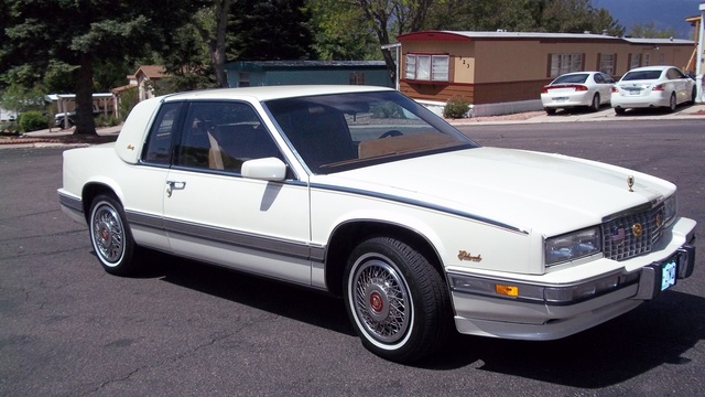 1990 Cadillac Eldorado Pictures Cargurus