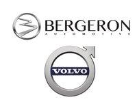 Bergeron Volvo logo