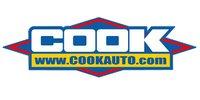 Cook Motorcars (Chrysler, Dodge, RAM) logo