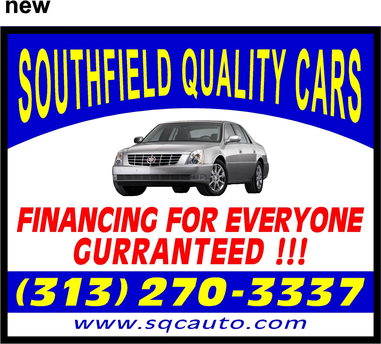 Southfield Quality Cars, Inc.