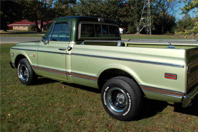 Picture of 1971 Chevrolet C10
