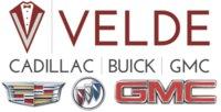 Velde Cadillac Buick GMC logo