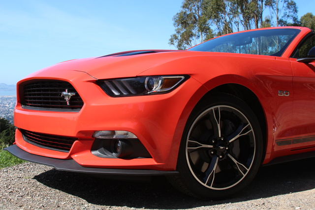 Picture of 2016 Ford Mustang, exterior, manufacturer, gallery_worthy