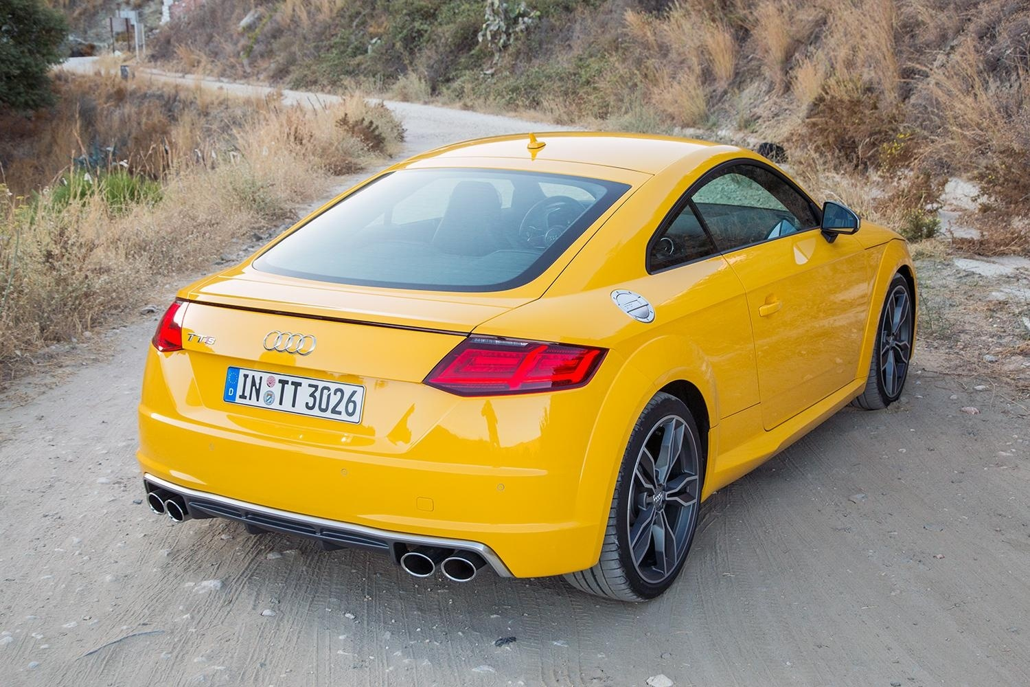 Picture of 2016 Audi TTS 2.0T quattro